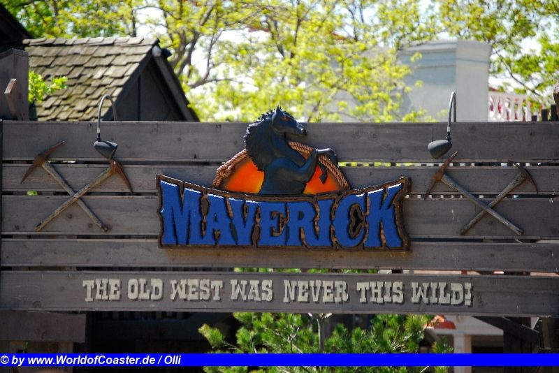 Maverick @ Cedar Point