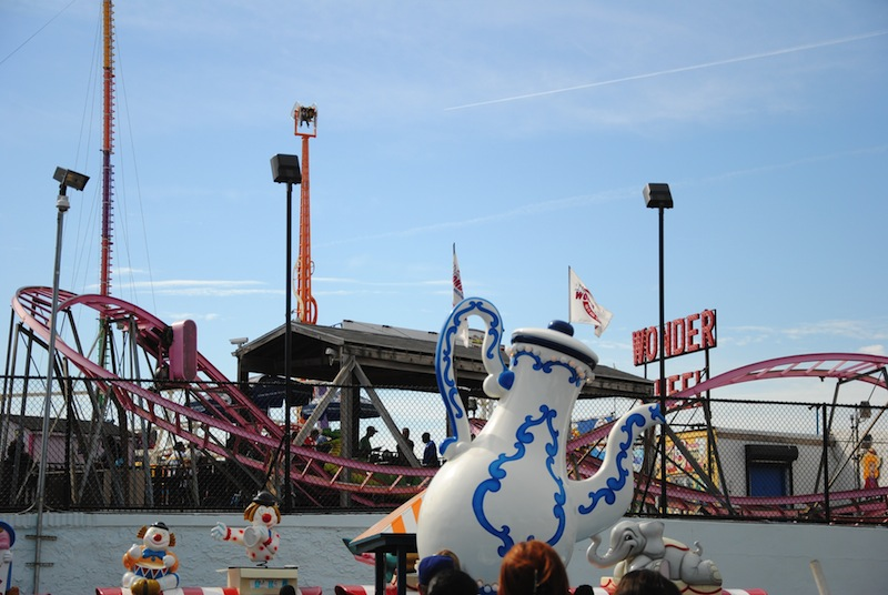 Sea Serpent @ Coney