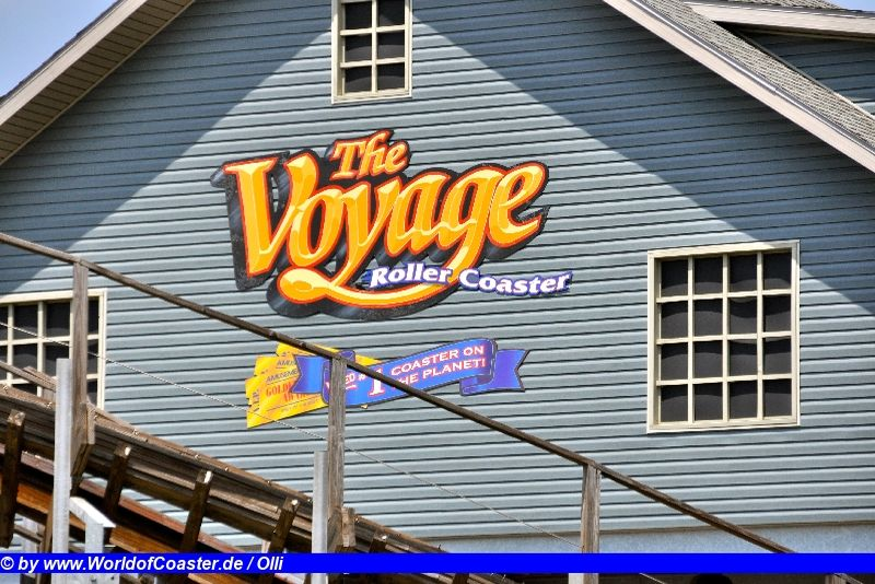 The Voyage @ Holiday World