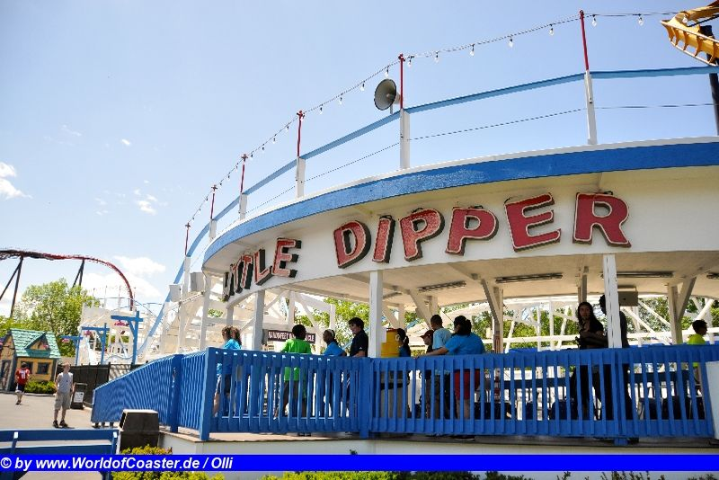 Little Dipper @ Six Flags Great America