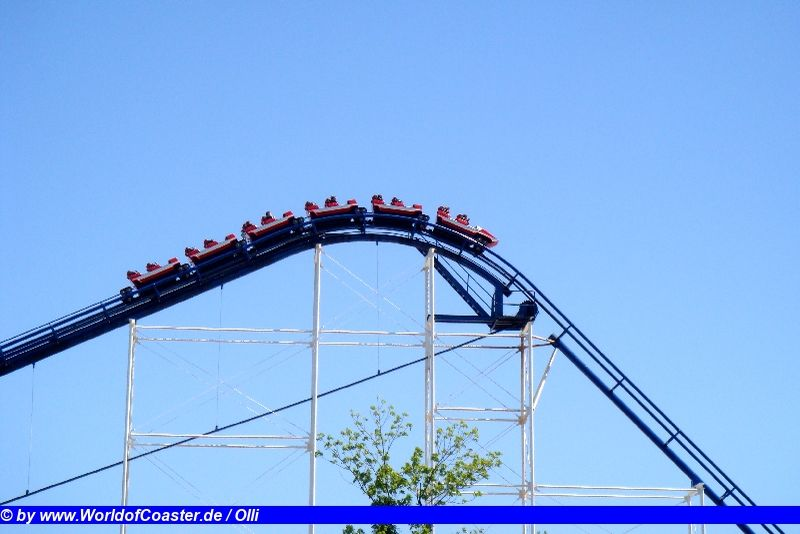 Corkscrew @ Cedar Point