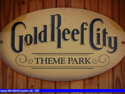 Gold Reef City / Südafrika