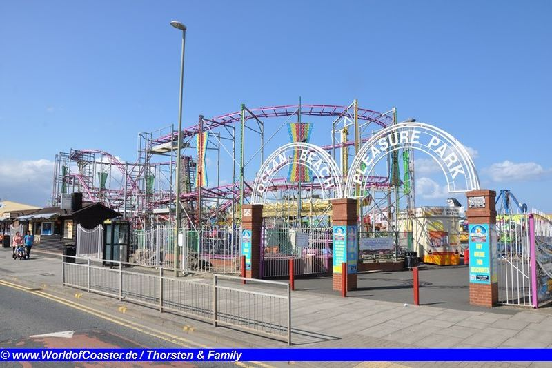 Ocean Beach Pleasure Park / UK