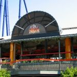 Cedar Point - Iron Dragon - 001