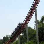 Cedar Point - Top Thrill Dragster - 063