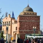 Walt Disney Studios - Produktion Courtyard - 003