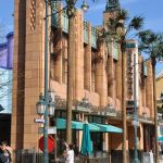 Walt Disney Studios - Produktion Courtyard - 005
