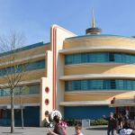 Walt Disney Studios - Produktion Courtyard - 008