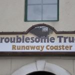 Drayton Manor - Troublesome Trucks Runaway Coaster - 001
