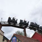Drayton Manor - Troublesome Trucks Runaway Coaster - 009