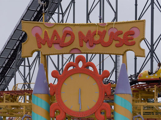 Mad Mouse @ Fuji-Q Highland