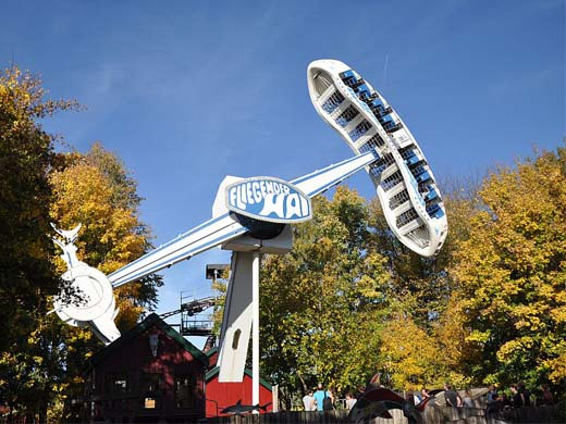 Lost Attractions @ Hansa-Park
