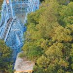 Kings Dominion - Ghoster Coaster - 007