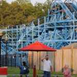 Kings Dominion - Ghoster Coaster - 008