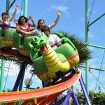 Santa Cruz Beach Boardwalk - Sea Serpent - 004