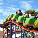 Santa Cruz Beach Boardwalk - Sea Serpent - 005