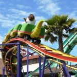 Santa Cruz Beach Boardwalk - Sea Serpent - 006