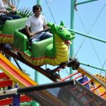 Santa Cruz Beach Boardwalk - Sea Serpent - 009