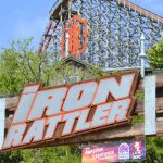 Six Flags Fiesta Texas - Iron Rattler - 001