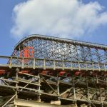 Six Flags Fiesta Texas - Iron Rattler - 002