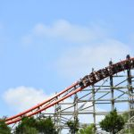 Six Flags Fiesta Texas - Iron Rattler - 003