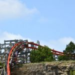 Six Flags Fiesta Texas - Iron Rattler - 005