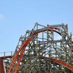 Six Flags Fiesta Texas - Iron Rattler - 007