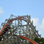 Six Flags Fiesta Texas - Iron Rattler - 011
