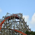 Six Flags Fiesta Texas - Iron Rattler - 012