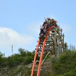 Six Flags Fiesta Texas - Iron Rattler - 013