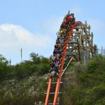 Six Flags Fiesta Texas - Iron Rattler - 014