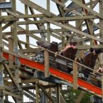 Six Flags Fiesta Texas - Iron Rattler - 015