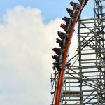 Six Flags Fiesta Texas - Iron Rattler - 024