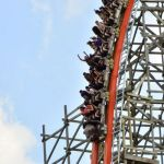 Six Flags Fiesta Texas - Iron Rattler - 025