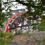 Six Flags Fiesta Texas - Iron Rattler - 026