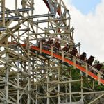 Six Flags Fiesta Texas - Iron Rattler - 029