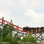 Six Flags Fiesta Texas - Iron Rattler - 030