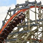 Six Flags Fiesta Texas - Iron Rattler - 031