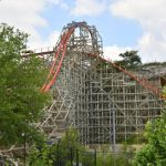 Six Flags Fiesta Texas - Iron Rattler - 034