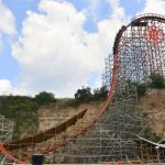 Six Flags Fiesta Texas - Iron Rattler - 035