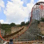 Six Flags Fiesta Texas - Iron Rattler - 036