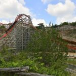 Six Flags Fiesta Texas - Iron Rattler - 038