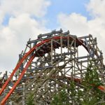Six Flags Fiesta Texas - Iron Rattler - 039