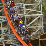 Six Flags Fiesta Texas - Iron Rattler - 040