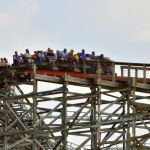 Six Flags Fiesta Texas - Iron Rattler - 041