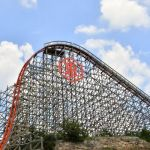 Six Flags Fiesta Texas - Iron Rattler - 042