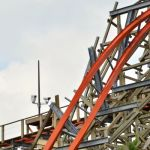 Six Flags Fiesta Texas - Iron Rattler - 044