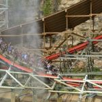 Six Flags Fiesta Texas - Iron Rattler - 048
