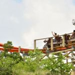 Six Flags Fiesta Texas - Iron Rattler - 049