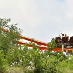 Six Flags Fiesta Texas - Iron Rattler - 050